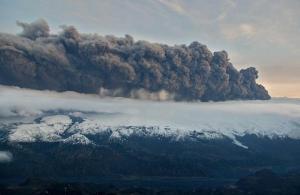O vulcão que parou o Mundo