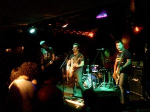 Viralata ao vivo na Moita (dez 2011)