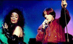 Roetta e Shaun nos anos 90