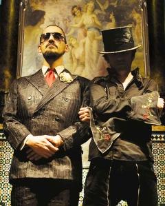 Gangster e Cangalheiro de volta