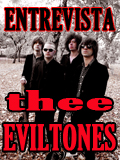 Thee EVILTONES: Entrevista exclusiva