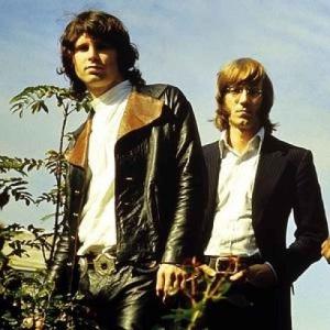 Jim Morrison e Ray Manzarek juntos de novo