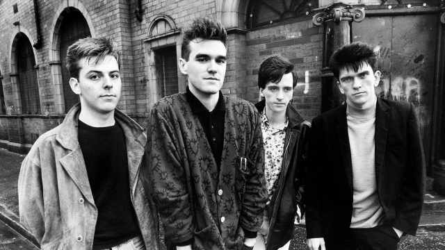 Andy Rourke, Morrissey, Johnny Marr e Mike Joyce