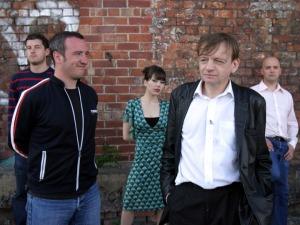 O quinteto de Manchester