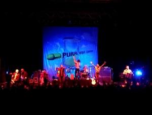 Punk cigano ao vivo em Lyon