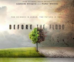 Antes do Dilúvio, o cartaz