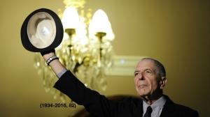 Leonard Cohen morreu em Los Angeles